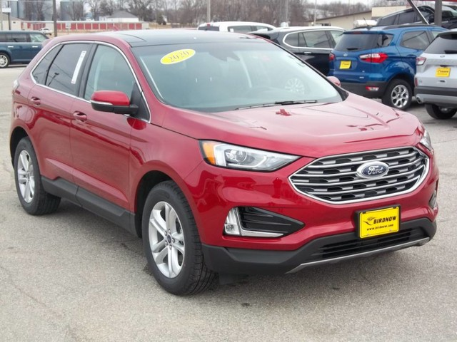 New 2020 Ford Edge SEL All Wheel Drive SUV 20F551