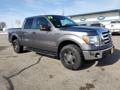Pre-Owned 2012 Ford F-150 XLT Four Wheel Drive Pickup Truck M732A
