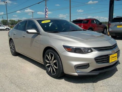 Pre-Owned 2016 Chevrolet Malibu LT Front Wheel Drive Sedan A13458