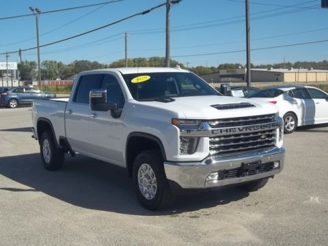 New 2020 Chevrolet Silverado 2500HD LTZ Four Wheel Drive Pickup Truck 20T967