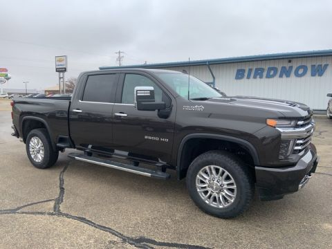 New 2020 Chevrolet Silverado 2500HD High Country Four Wheel Drive Pickup Truck 20T987