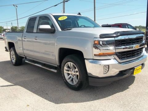 Pre-Owned 2016 Chevrolet Silverado 1500 LT Four Wheel Drive Pickup Truck 19T515B