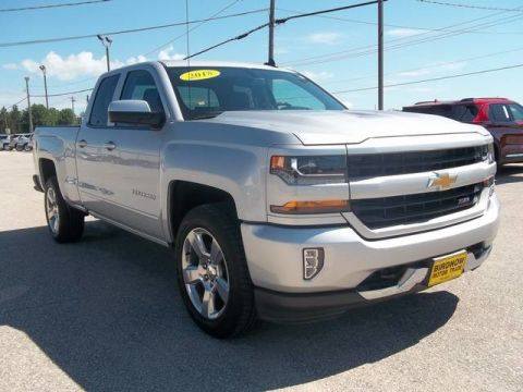 Pre-Owned 2018 Chevrolet Silverado 1500 LT Four Wheel Drive Pickup Truck A13443