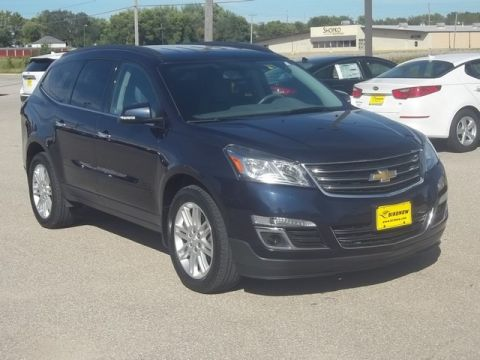 Pre-Owned 2015 Chevrolet Traverse LT All Wheel Drive SUV A13303B