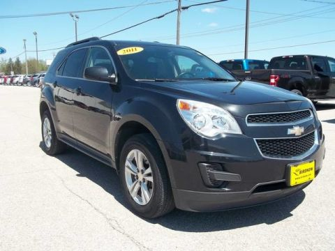 Pre-Owned 2011 Chevrolet Equinox LT w/1LT Front Wheel Drive SUV 20F669A