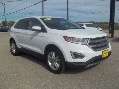 Pre-Owned 2016 Ford Edge SEL All Wheel Drive SUV A13365