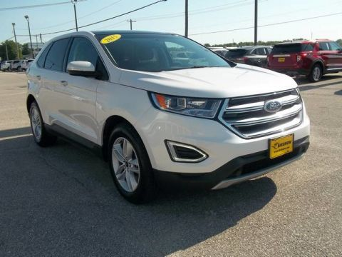Pre-Owned 2015 Ford Edge SEL All Wheel Drive SUV A13408A