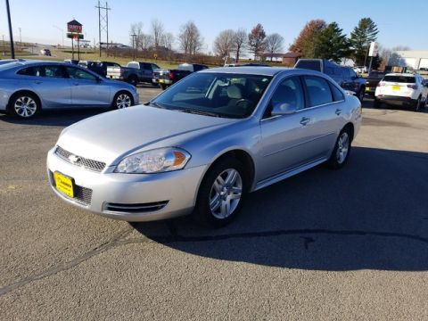 Pre-Owned 2013 Chevrolet Impala LT Front Wheel Drive Sedan M775A