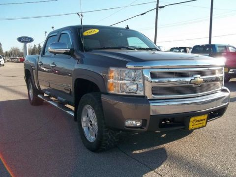 Pre-Owned 2008 Chevrolet Silverado 1500 LT w/1LT Four Wheel Drive Pickup Truck A13425A