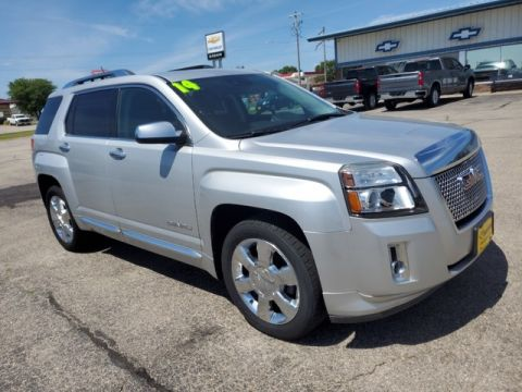 Pre-Owned 2014 GMC Terrain Denali All Wheel Drive SUV M740