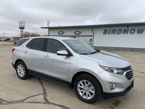 Pre-Owned 2019 Chevrolet Equinox LT All Wheel Drive SUV M833