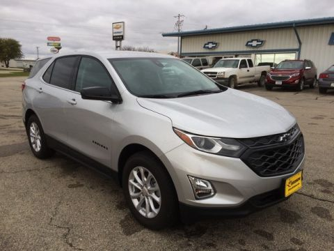 New 2020 Chevrolet Equinox LT All Wheel Drive SUV 20T037