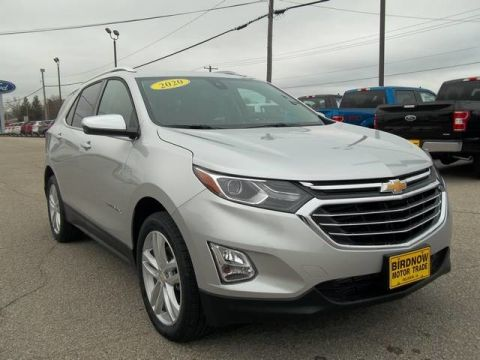 New 2020 Chevrolet Equinox Premier All Wheel Drive SUV 20T009