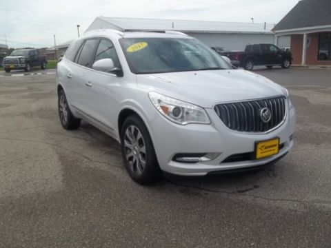 Pre-Owned 2017 Buick Enclave Premium All Wheel Drive SUV A13352