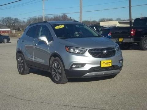 Pre-Owned 2017 Buick Encore Preferred II Front Wheel Drive SUV A13335