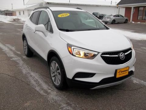 New 2020 Buick Encore Preferred All Wheel Drive SUV 20B703