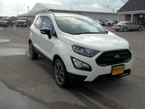 New 2020 Ford EcoSport SES Four Wheel Drive SUV 20F215
